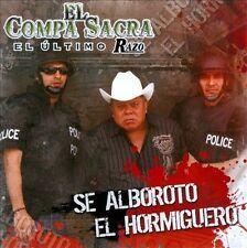 New: Compa Sacra: Se Alborotó El Hormiguero  Audio CD