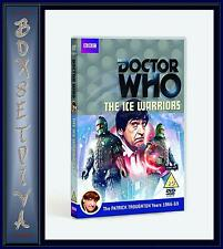 DOCTOR WHO - THE ICE WARRIORS  *BRAND NEW DVD*