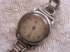 Antique Art Deco Elgin Wristwatch 7 Jewels