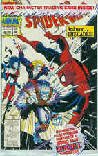 Web of Spiderman Annual # 9 (trading card included) (USA, 1993)