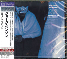 GEORGE BENSON-WHITE RABBIT-JAPAN BLU-SPEC CD B50