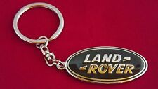 Land Rover Logo Emblem Schlüsselanhänger Key Chain Offroad