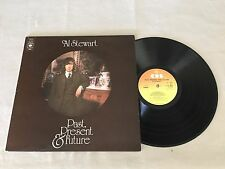 AL STEWART PAST PRESENT & FUTURE 1973 UK RELEASE LP