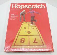 NOS VTG 1985 Pressman Hopscotch Includes Vinyl Playing Surface 4 Throwing Tokens