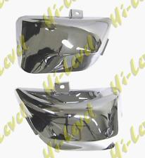 YAMAHA XV535 VIRAGO 1994 - 2003 XV535 CHROME SIDE PANELS - BC31088 - PAIR - T