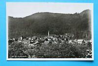 W 7) AK Zell am Harmersbach 1950er Ortsansicht Gebäude Architektur