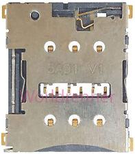 SIM Lector Tarjeta Conector Card Reader Connector LG Nexus 5x