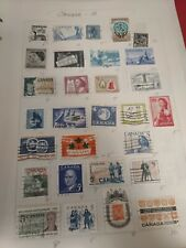 Canada boutique stamp collection dating from 1800s forward. Worthwhile grouping.