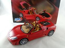1:18 Bbr #HE180006 Ferrari F430 Spider Red Limited Edition Rarity