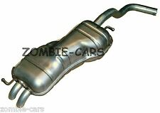 VW GOLF GTi 1.8 2.0  EXHAUST BACK BOX SILENCER O.E CLAM SHELL TYPE 3Yr WARRANTY