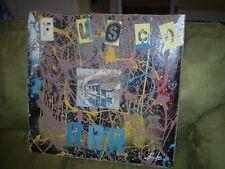 MICHAEL BANKS Painting Art  Contemporary Outsider Folk Alabama Artist FUSCO