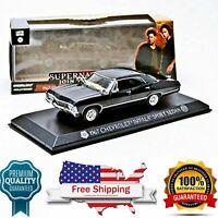 diecast model 1967 Chevrolet Impala Supernatural (TV Series 2005) 1/43 scale