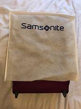 Samsonite Suitcase Cabin Plum *New*