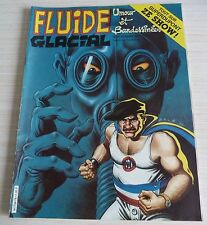 BD BANDE DESSINEE MENSUEL FLUIDE GLACIAL N° 78 EO DECEMBRE 1982