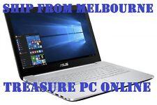 """Asus  N552VX-FX098T i7 6700HQ 15.6"""" FHD Touch 120GB SSD 1TB HDD 16GB RAM GTX950"""