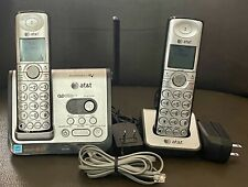 AT&T ATT CL82209 Dect 6.0 Dual Phone Handset Answering System 2 Handsets