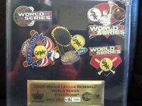 Chicago White Sox 2005 World Series Champs 5 Pin Set