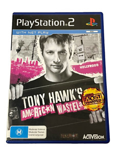 Tony Hawk's American Wasteland PS2 PAL *Complete*