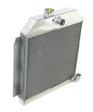 "1949 1950 1951 1952 Dodge Coronet 3 Row Champion SR Radiator w// 16/"" Fan CC52PLY"