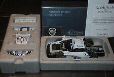 PORSCHE 911 GT1 LEMANS #26 1997 Autoart 89773 TOP!! 1/18 SEE INFO