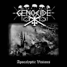 GENOCIDE - Apocalyptic Visions CD, NEU