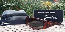 Flextec Polarized polarised Polaroid Fishing Sunglasses Grey Lens Rrp £49.99