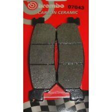 Pastillas de freno BREMBO 07043 Carbon Ceramic