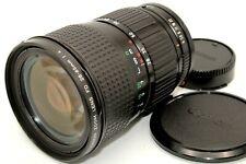 Near Mint Canon Zoom New FD NFD 28-85mm f/4 Macro Wide Angle Portrait Lens Japan