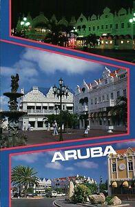 Lot of 8 Postcards of Island of Aruba, Caribbean Netherlands Antilles - Postcard
