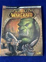 Bradygames WORLD OF WARCRAFT Beginner's Guide 2011 Paperback