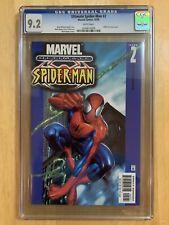 Marvel Comics Ultimate Spider-man #2 A Jae Lee Cover CGC 9.2