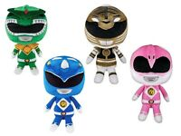 """Official 8"""" Funko Plush Power Rangers Superhero Soft Toy Plushies Collectable"""