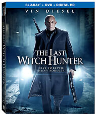 The Last Witch Hunter (BLU-RAY) con Michael Caine, Vin Diesel, Elijah Wood