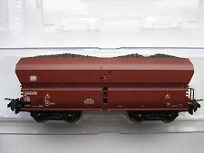Roco H0 Fad Kohlewagen mit TRIX EXPRESS Kupplung und 3LDC Radsatz DB Ep.4 NEU OV
