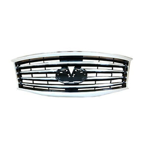 Front Grille Fits 2013-2013 Infiniti Jx35 104-59565B