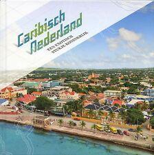 Alle 3 velletjes + boek Caraibisch Nederland  Postfris