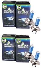 H7 Xenon Auto Lampe 55W 12V Look Super White Laser Halogen 4 Stück