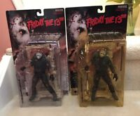 McFarlane Toys Friday The 13th Jason Voorhees Movie Maniacs 1998 Action Figure