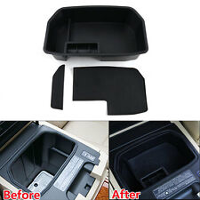 Console Armrest Storage Box Container Cover  For  Land Cruiser FJ200 LC200 08-16