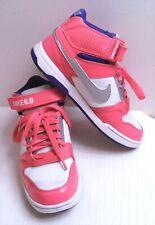 Nike 6.0 Mogan Mid 2 JR Trainers Pink UK 5.5  EUR 38.5. 442446-605  EXCELLENT