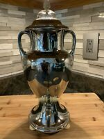 Antique Vintage Universal Landers Frary & Clark Electric Percolator~Show Piece!