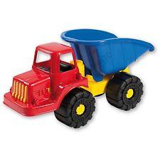 Camion de chantier 28 cm en plastique, enfant, jouet, jeux pas cher neuf