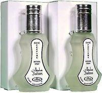 2 x SULTAN - Al-Rehab Eau De Natural Perfume Spray - 35 ML
