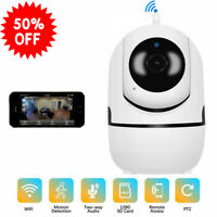 JOOAN Wireless HD 720P WIFI IP Camera Home Security Camera Pet Baby Monitor IR