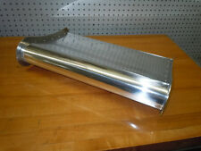 Nostalgia Dragster Front Wing  Vintage Drag Race Wing Under Tab Mounting