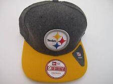 NFL Pittsburg Steelers Snapback Cap New Era 9Fifty Classic Melt Redux