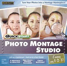 QuickStart Photo Montage  Turn Your Photos into a Montage Masterpiece   NEW