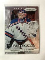 2013-14 Panini Prizm Rookie Jason Missiaen New York Rangers