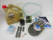 Kupplung Reparatur Satz Lamellen Federn Castrol Öl komplett Suzuki GSF GSX 1250