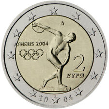 Greece / Griechenland - 2 Euro Olympic Games in Athens 2004